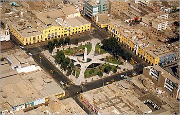 foto ciudad ica:
