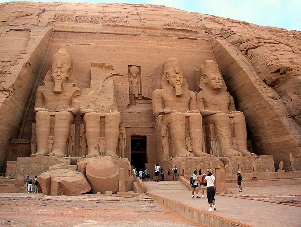 Foto de abu simbel egipto egipto for Arquitectura egipcia
