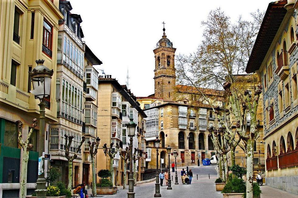 Foto de Vitoria-Gasteiz (Álava), España