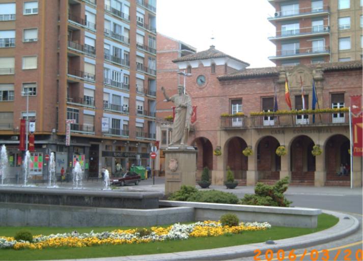 Foto de calahorra la rioja espa a for Alojamiento en la rioja espana