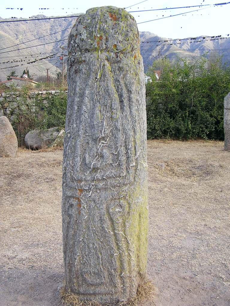 Resultado de imagen para los monolitos de Tafí