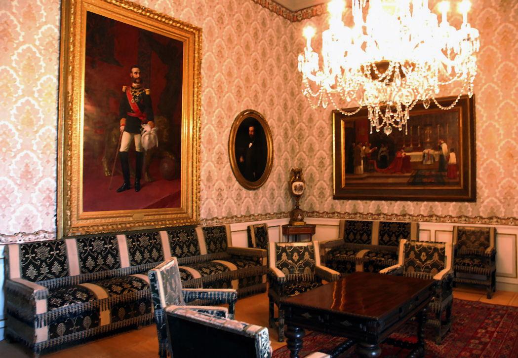 Foto de palacio de riofrio segovia espa a - Foto foto interior ...