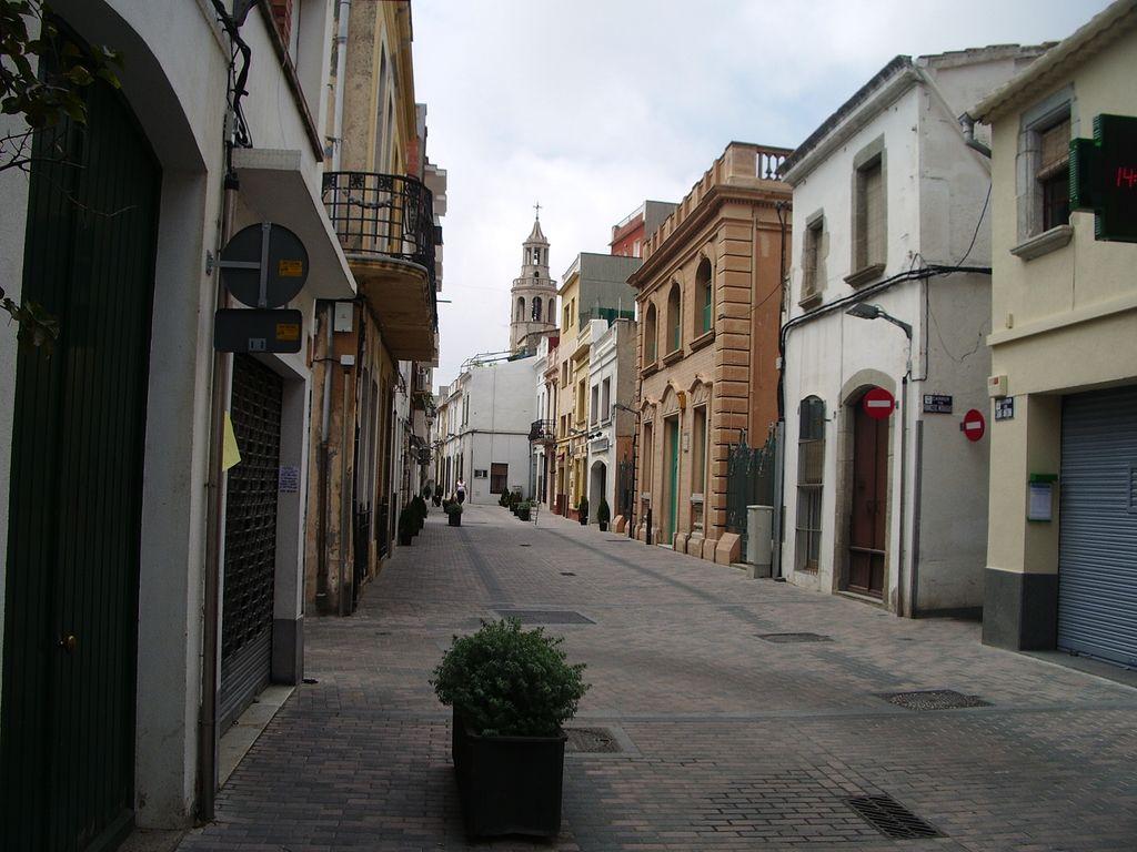 Foto de premi de mar barcelona espa a for Piscina premia de mar