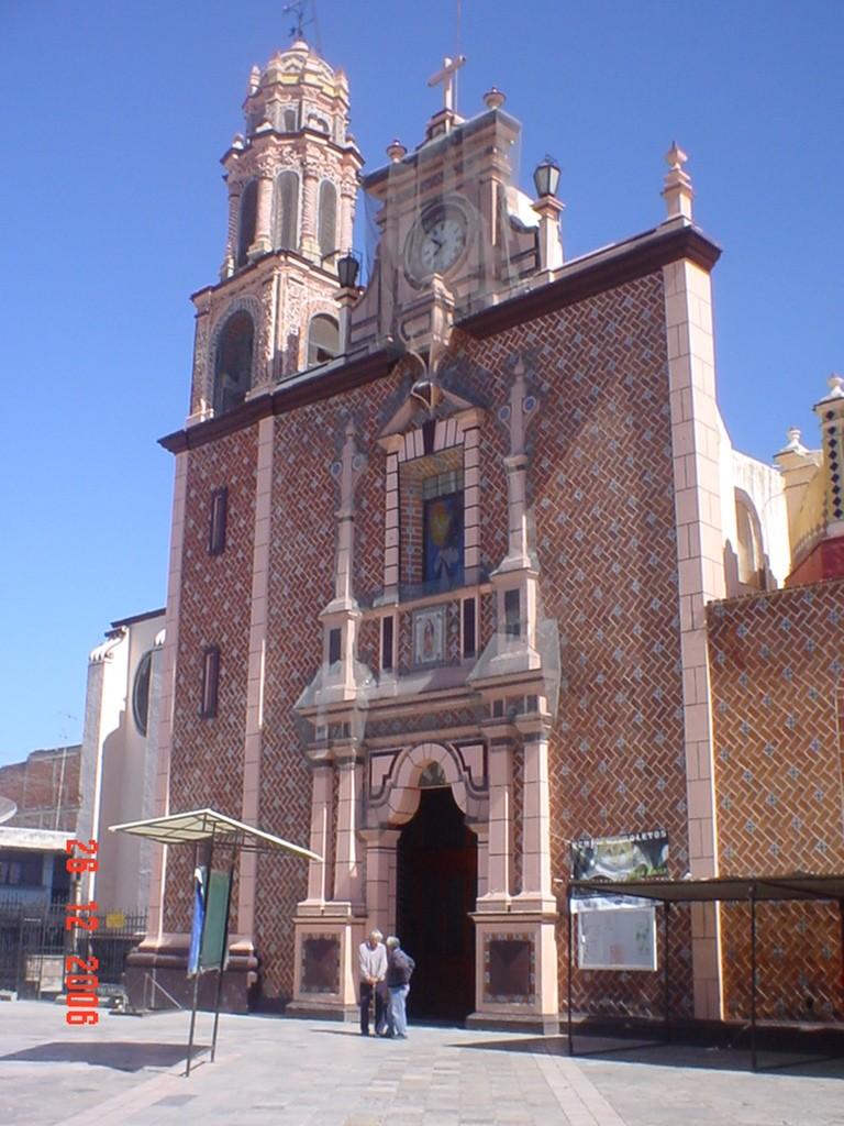 Foto de San Martín Texmelucan, México