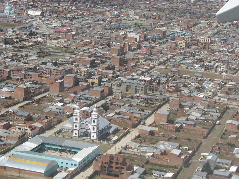 Foto de El Alto, Bolivia - FotoPaises.com