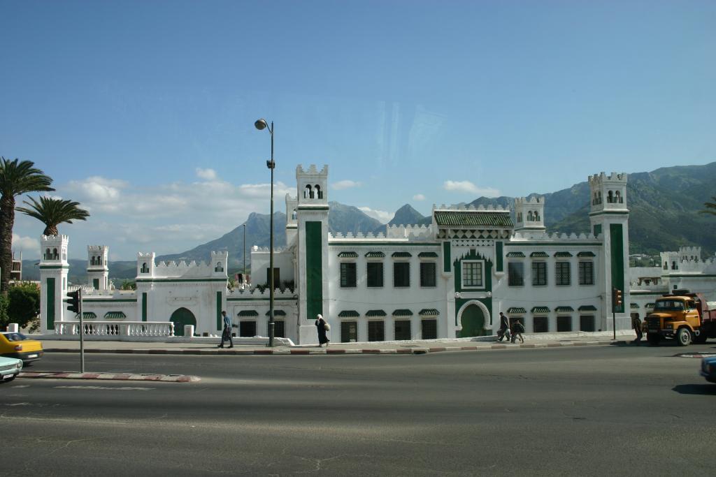 foto de tetu n marruecos