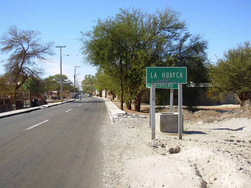 Resultado de imagen para La Huayca chile