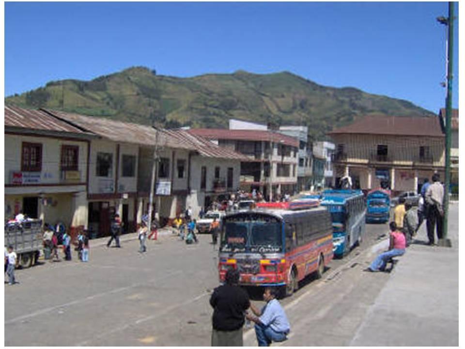 Chillanes City
