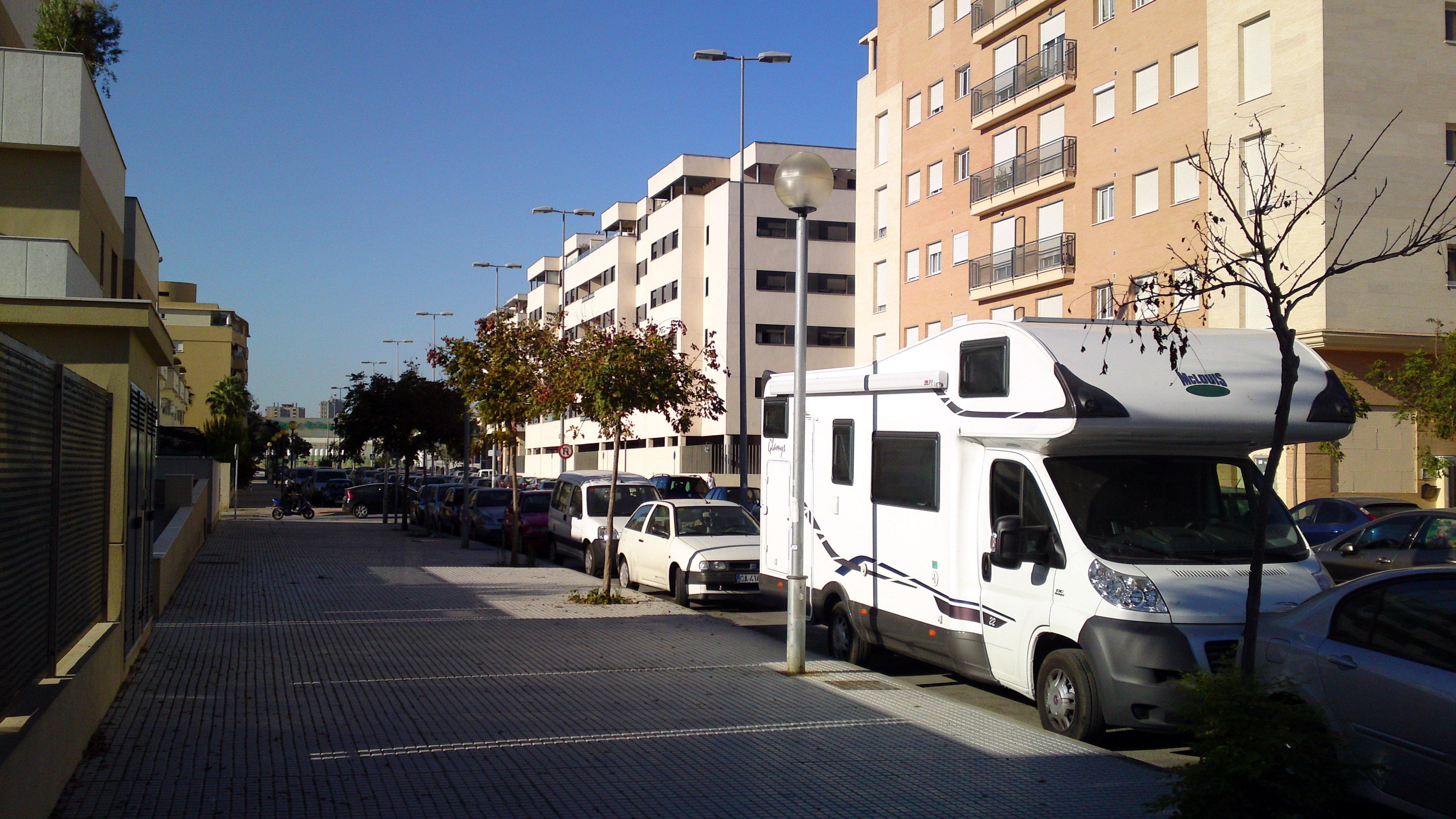 Foto calle rioja jerez c diz espa a for Calle prado jerez madrid