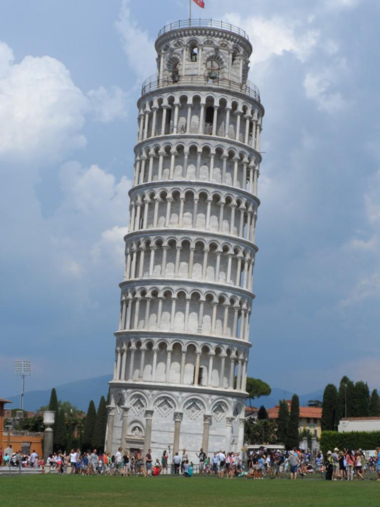 foto de Foto: La Torre inclinada de Pisa Pisa (Tuscany) Italia