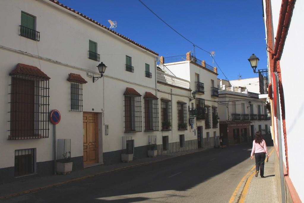 Foto centro hist rico laujar de andarax almer a espa a - Centro historico de madrid ...