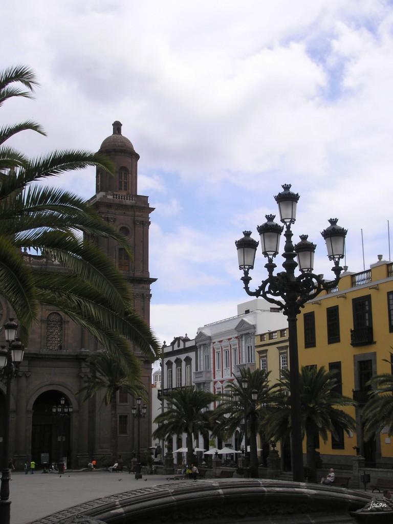 Foto un paseo por vegueta las palmas de gran canarias - Fotografia las palmas ...