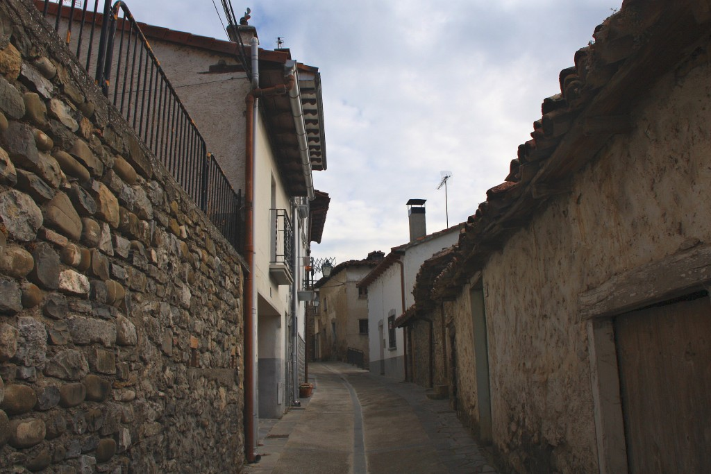 Foto centro hist rico salvatierra de esca zaragoza - Centro historico de madrid ...