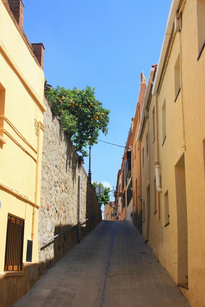 Foto centro hist rico vilassar de dalt barcelona espa a - Centro historico de madrid ...