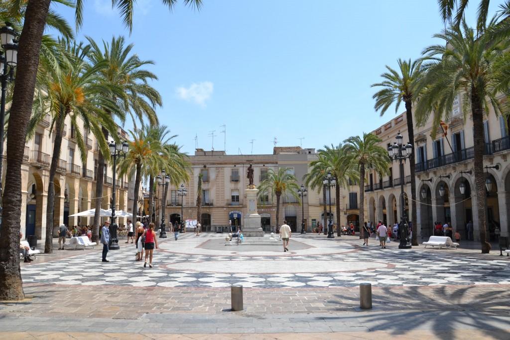 Foto pla a de la vila vilanova i la geltr barcelona - Spa vilanova i la geltru ...
