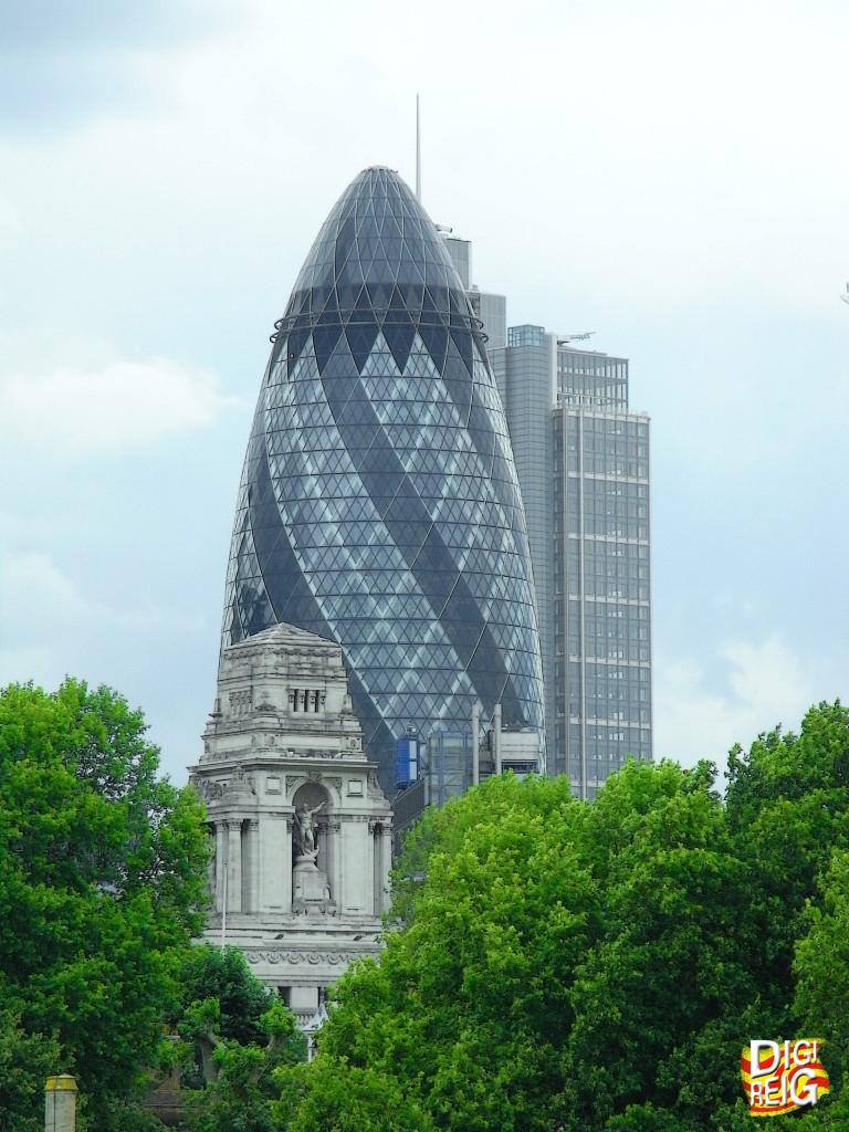 Foto Mezcla De Tipos De Arquitectura Londres England