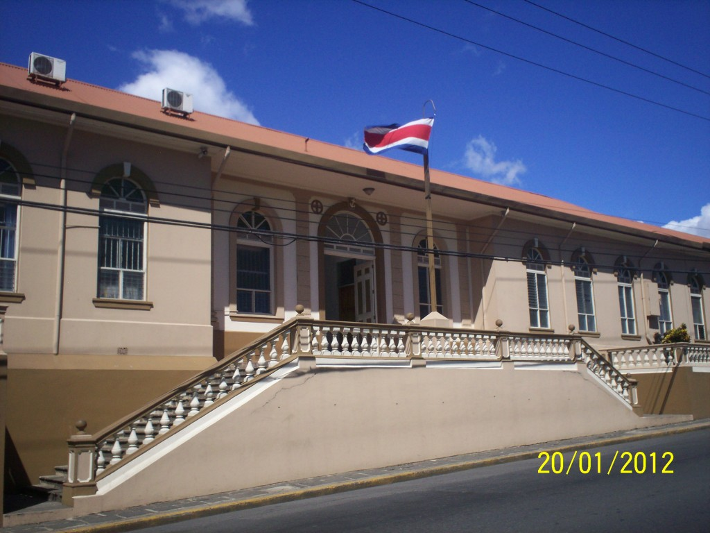 Foto: ANTIGUO HOSPITAL - Alajuela, Costa Rica