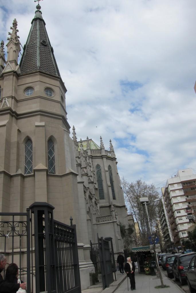 Foto Catedral Mar Del Plata Buenos Aires Argentina