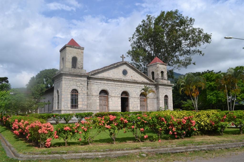 Resultado de imagen para parroquia de santa ana costa rica