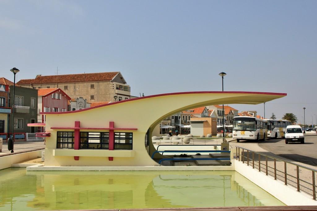 Foto oficina de turismo aveiro portugal for Oficina de turismo de portugal en madrid