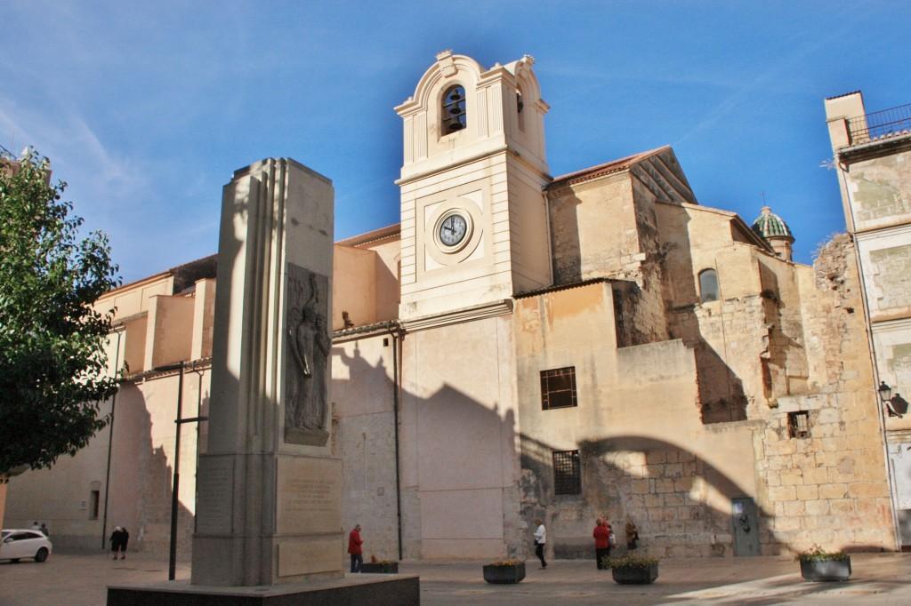 Foto iglesia de santa catalina alzira val ncia espa a - Hoteles en alzira valencia ...