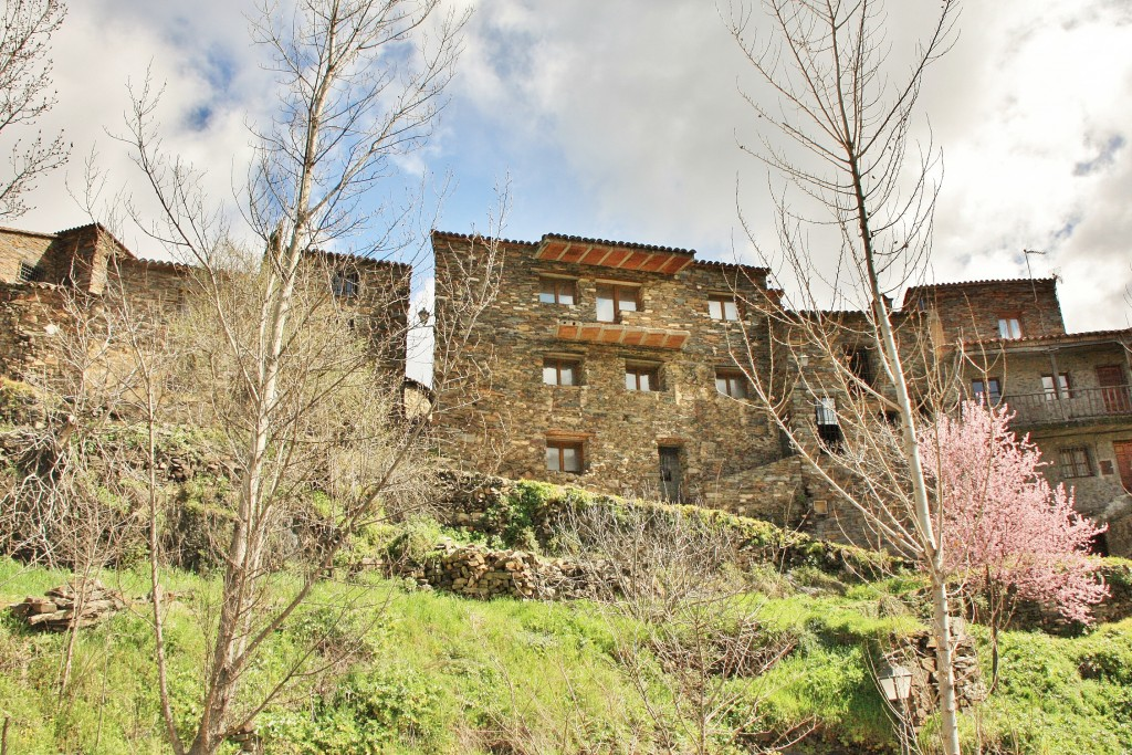 Foto centro hist rico patones de arriba madrid espa a - Centro historico de madrid ...