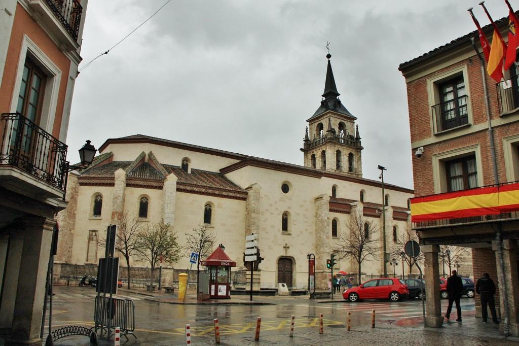 Foto centro hist rico alcal de henares madrid espa a - Centro historico de madrid ...