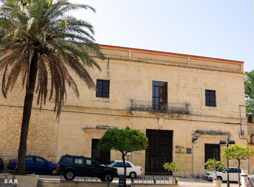 Foto oficina de tur smo bornos c diz espa a for Oficina turismo francia en madrid