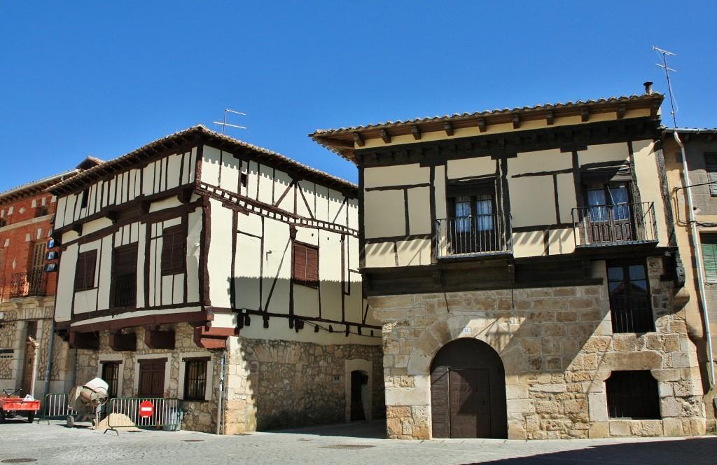 Foto centro hist rico gumiel de izan burgos espa a - Centro historico de madrid ...