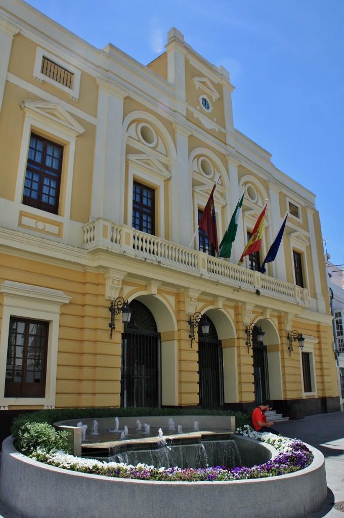 Foto centro hist rico chiclana de la frontera c diz - Centro historico de madrid ...