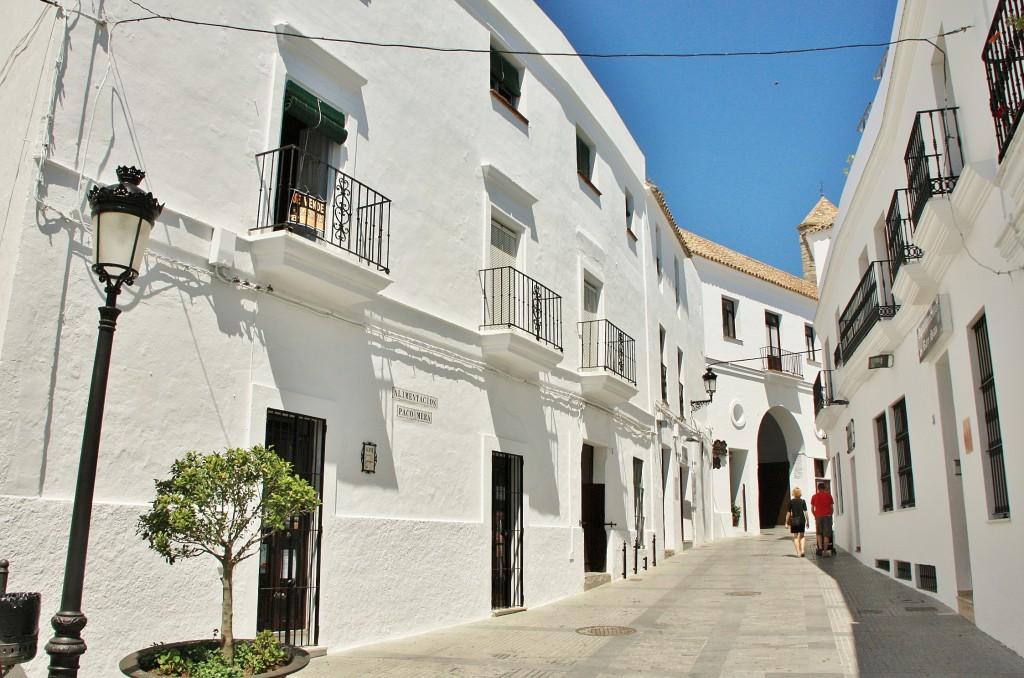 Foto centro hist rico vejer de la frontera c diz espa a - Centro historico de madrid ...