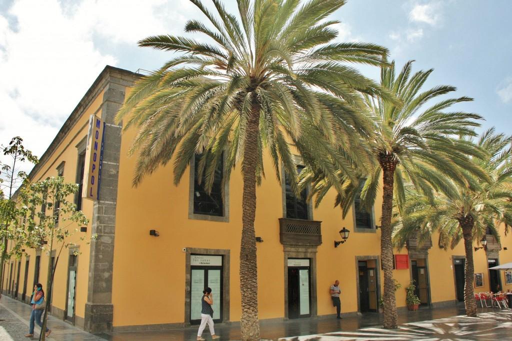 Foto centro hist rico vegueta las palmas de gran - Fotografia las palmas ...