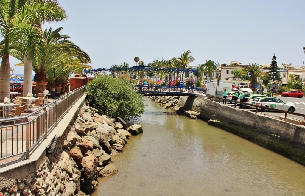 Foto puerto mog n gran canaria las palmas espa a - Fotografia las palmas ...