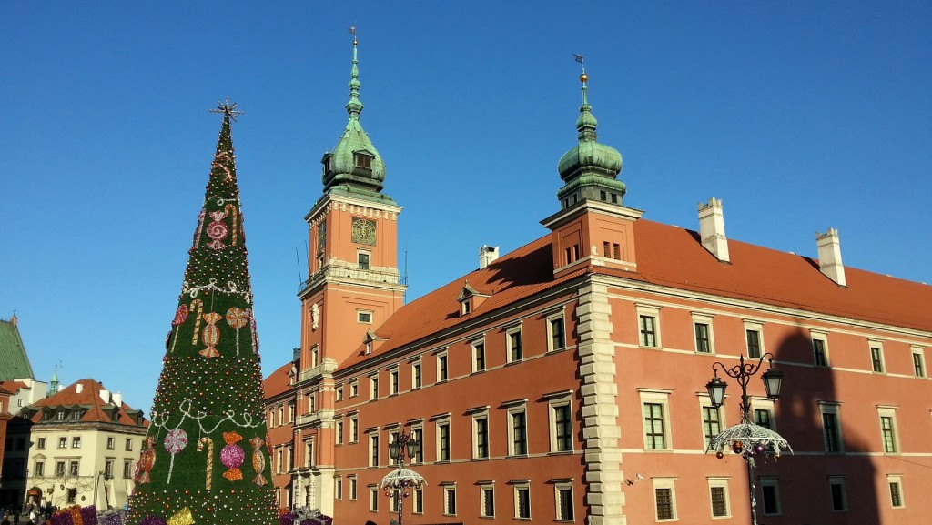 Foto Castillo Real De Varsovia Varsovia Polonia Fotopaises Com