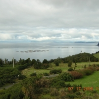 Foto de Chiloe ( Achao), Chile