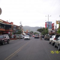 Foto: Calle Central de Jacob - Jacob, Costa Rica