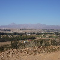 Foto: Panoramica - Vallenar, Chile