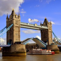 Foto: Tower Bridge - London, El Reino Unido