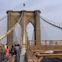 Foto: Puente de Brooklyn - New York