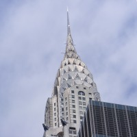 Foto: Chrysler Building. - New York