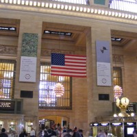 Foto: Grand Central Station - New York, Estados Unidos