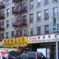 Foto: Chinatown - New York