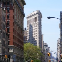 Foto: Flatiron Building - New York, Estados Unidos