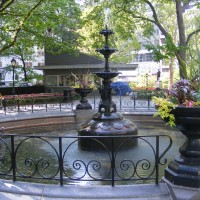 Foto: Madison Square Park - New York