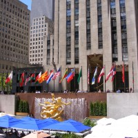 Foto: Rockefeller Center - New York, Estados Unidos