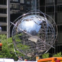 Foto: Columbus Circle - New York, Estados Unidos