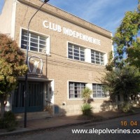 Foto: Club Idependiente - Pigue, Argentina
