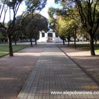 Foto: Plaza Sarmiento - Pigue