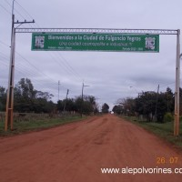 Foto: Acceso a Yegros PY - Yegros, Paraguay