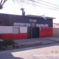 Foto: Club Deportivo Guadalupe - Adolfo Sourdeaux, Argentina